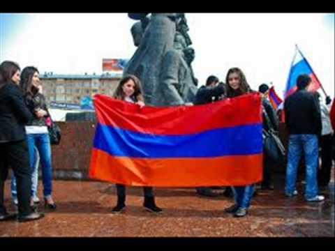 Anna HOVNER - Армяне