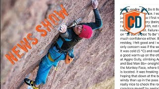 Adam Ondra Is On An American Climbing Rampage | Climbing Daily Ep.1293