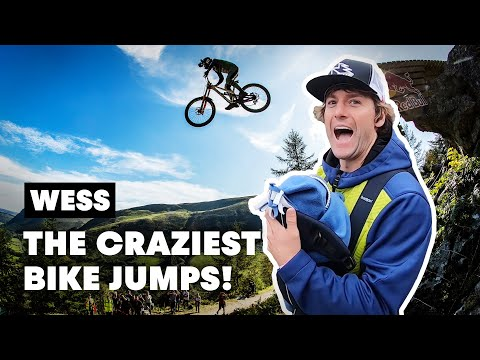 Nuts & Boltons: Workshop Tours And Massive Mountain Bike Jumps | WESS 2019