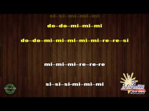Bailando-Enrique Iglesias / con notas Melódica