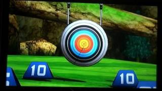Wii Bow And Arrow Archery