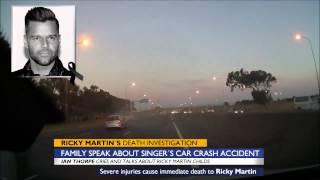 В ДТП погиб Рики Мартин Ricky Martin fallece