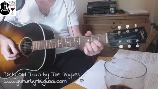 gbtg jam 16 dirty old town by the pogues