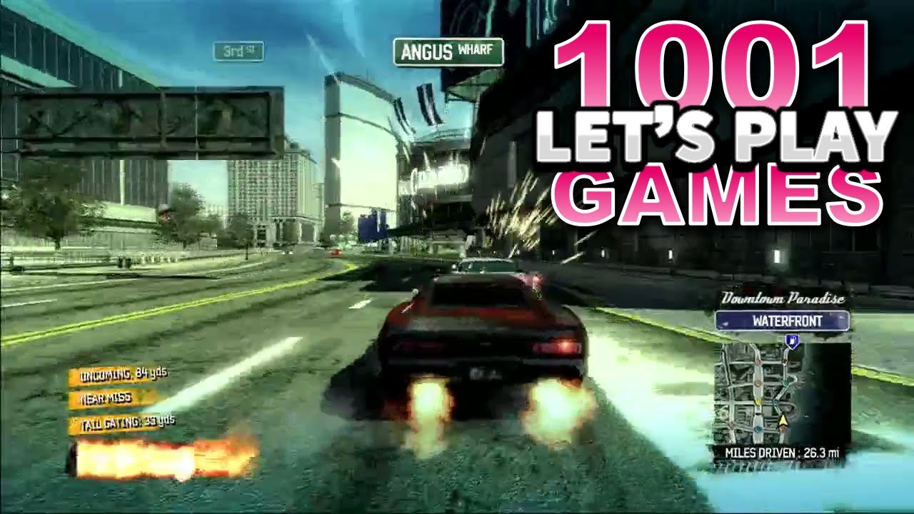 Burnout Paradise Xbox 360 Hits Wiring Diagrams Coded Lock Kit Hqs1436 Simple Electronic Combination Circuit Let S Play 1001 Games Episode 209 Rh Youtube Com