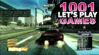 Burnout Paradise (Xbox 360) - Let