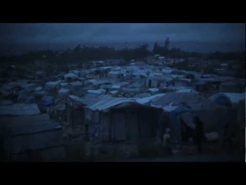 Isaac Tears Apart Shelters In Haiti