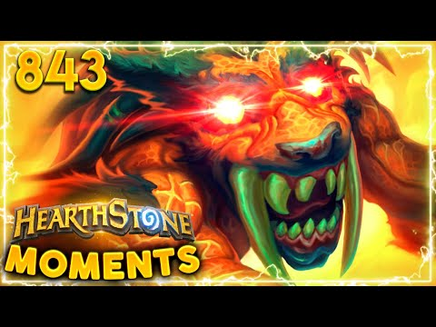 That's How You Get ABSOLUTELY DESTROYED | Hearthstone Daily Moments Ep
