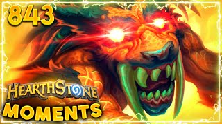 That's How You Get ABSOLUTELY DESTROYED | Hearthstone Daily Moments Ep.843