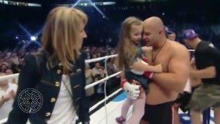 Fedor Emelianenko incredible crazy MMA fighter