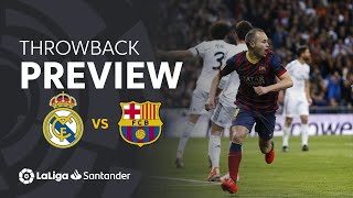 Throwback Preview: Real Madrid vs FC Barcelona (3-4)