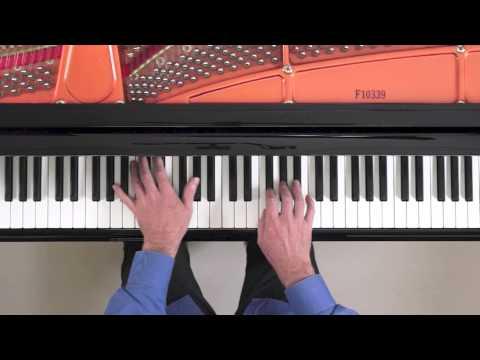 'Clair de Lune' Gabriel Fauré - P. Barton FEURICH grand piano