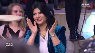 اللقاء الكامل مع نجوم مسرح مصر في حلقة نتائج استفتاء برنامج معكم منى الشاذلي 2018