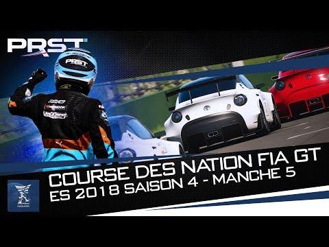 GRAN TURISMO SPORT : ES4 MANCHE 5 - NATION FIA GT I Jusqu'à la fin !! thumbnail