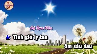 [Karaoke] Vọng cổ: Còn Vương Tơ Lòng (song ca)