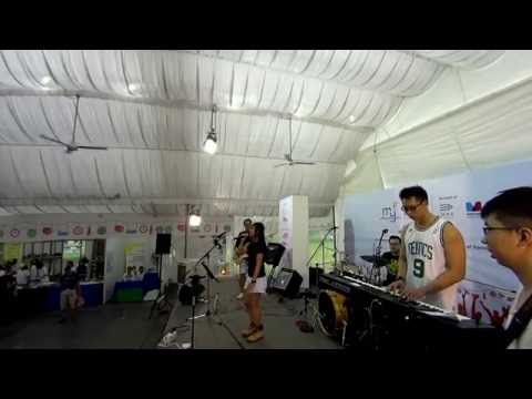 Time is running out - Muse (Cover by Twelve @ Maritime Youth Festival Singapore 17 July 2016)