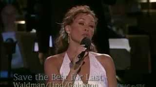 Gambar cover Vanessa Williams - Save The Best For Last (Live)