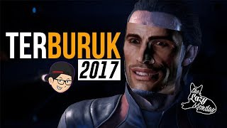 7 Game TERBURUK 2017 - TLM List