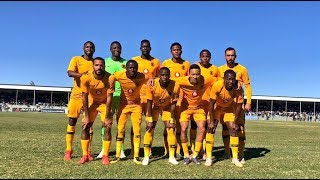 KAIZER  CHIEFS VS TOWNSHIP ROLLERS STARTING XI|AMAKHOSI LOST 2-1 IN BOTSWANA