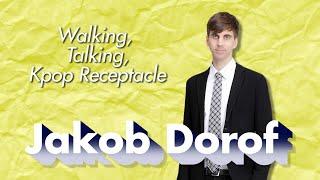 K-Pop Journalist Jakob Dorof Interview