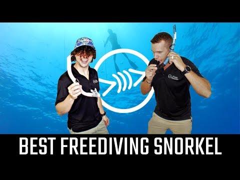 Best Freediving Snorkel - Florida Freedivers