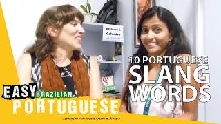 10 Portuguese slang words - Easy Brazilian Portuguese basic phrases (8)