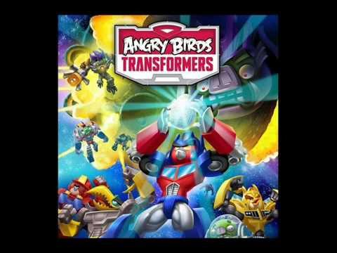 Angry Birds Transformers Main Theme by: Vince DiCola & Kenny Meriedeth