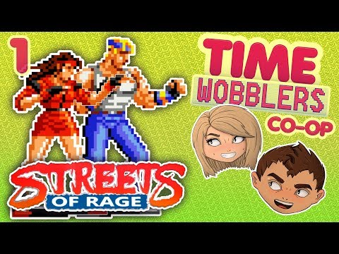 Streets Of Rage - ЧАСТЬ #1: Бывшие Копы | Time Wobblers | SEGA Mega Drive and Genesis Classics thumbnail
