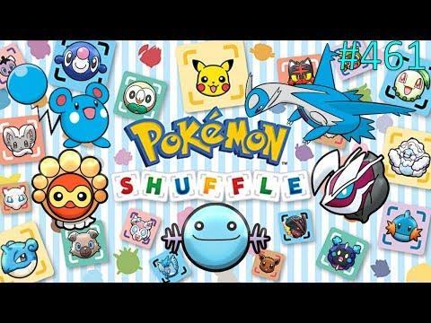 Let's Play Pokemon Shuffle:  Part 461 - Destroy The Coast