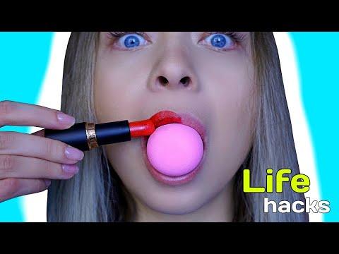 7 ЛайфХаков, которые изменят жизнь девушек / BEAUTY LIFE HACKS / Tanya StreLove