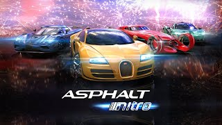 Asphalt Nitro Music/Trailer Video