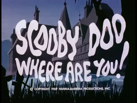 Scooby-Doo, Where Are You - Season 1 Intro (Ted Nichols Version) (Instrumental)