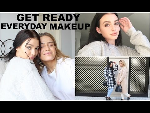 Thumbnail: GRWM| Everyday makeup tutorial, Get ready with us!