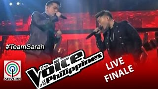 "The Live Shows ""Wrecking Ball"" Duet by Jason Dy and Charice Pempengco (Season 2)"