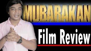 New Released   MUBARAKAN   Full movie Review   Arjun Kapoor