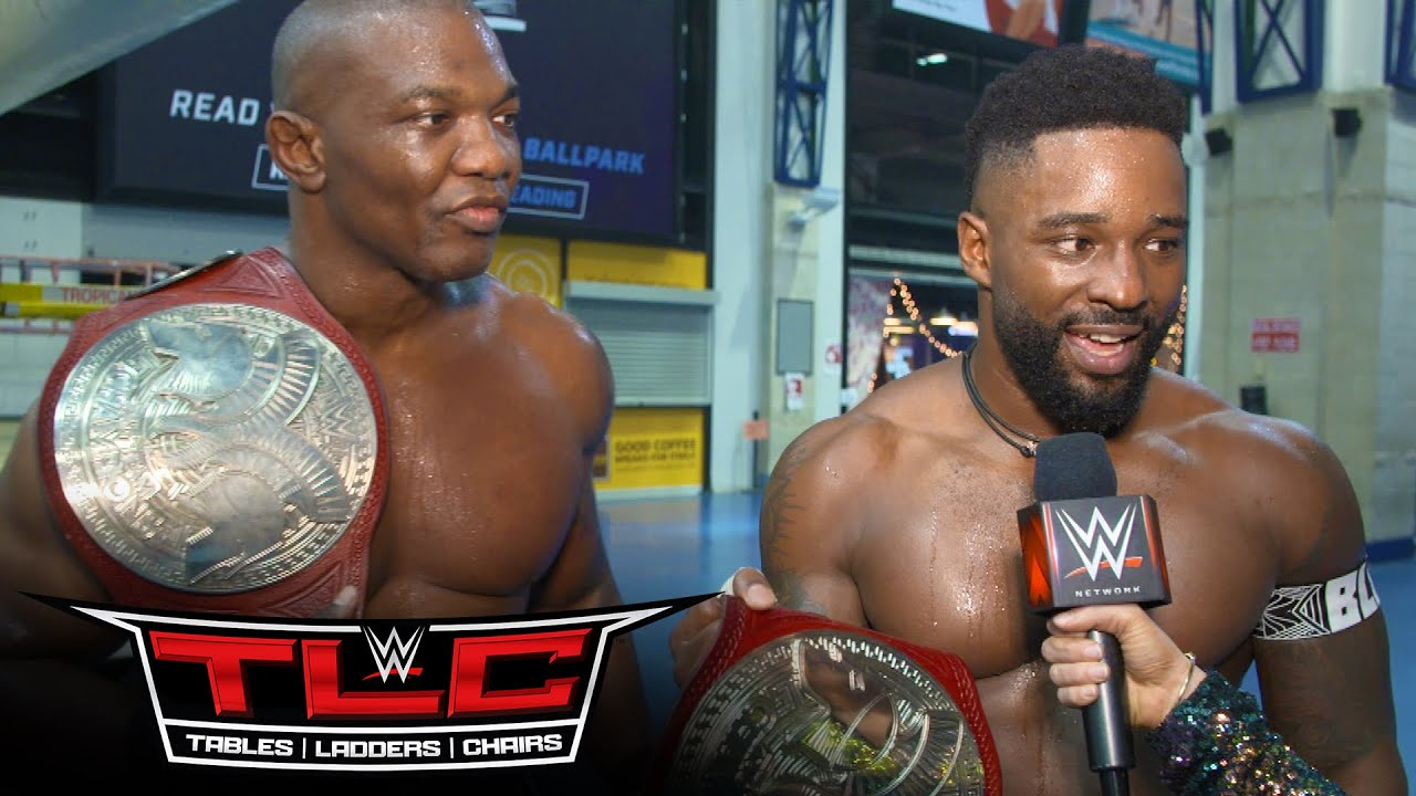 Shelton Benjamin Dedicated His Championship Victory To Shad Gaspard
