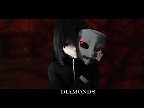 (MMD Maska Vlada) Diamonds (Test Model DL)