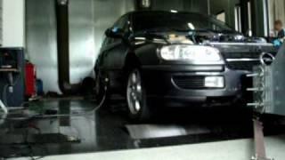 FTT MV6T DRIFT OMEGA beim Abtimmen im Hause Klasen-Motors