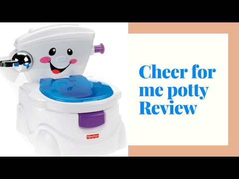 FISHER PRICE POTTY-CHEER FOR ME POTTY REVIEW (how To Use Properly )