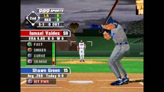 MLB 2002 ... (PS1) 60fps