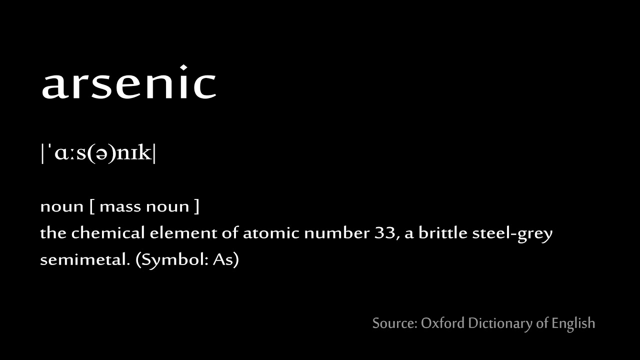 33 arsenic how to pronounce chemical elements periodic table 33 arsenic how to pronounce chemical elements periodic table biocorpaavc Image collections