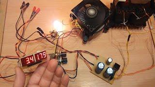 Лабораторный блок питания своими руками./ Adjustable Power Supply DIY