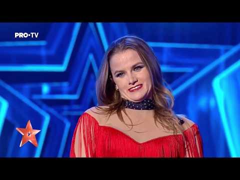 Românii Au Talent 2020 - Yeva Shiyanova