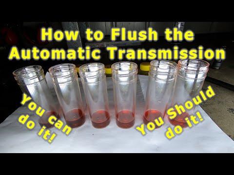 transmission maintenance