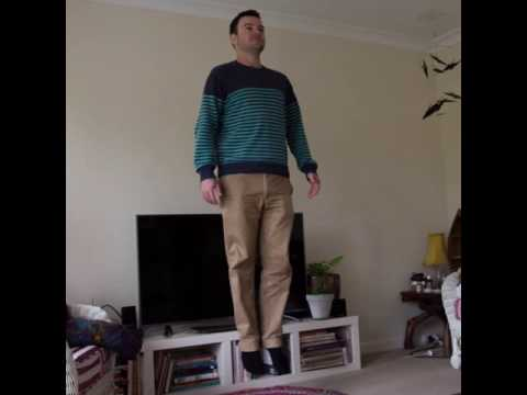 Hyperlapse Levitation Test