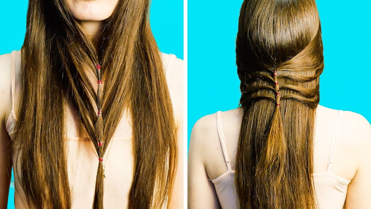 28 SUMMER HAIRSTYLES TO BE READY IN ONE MINUTE
