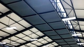 LAMBDABOARD® Over Purlin Insulation