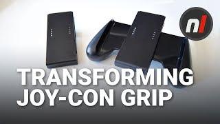 $4 Transforming Portable Joy-Con Grip Mod for Nintendo Switch