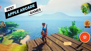 Top 10 Apple Arcade Games you Should Play!