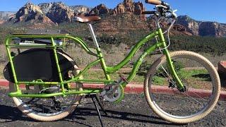 Yuba Cargo Bike Power Up Tour | Electric Bike Report