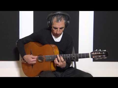 Angelo Debarre  China Boy Gypsy Jazz  Jazz Manouche